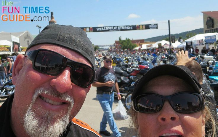 A First Timer's Guide For The Sturgis Motorcycle Rally