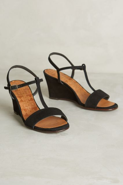 Chie Mihara Respiro Wedges - anthropologie.com #anthrofave