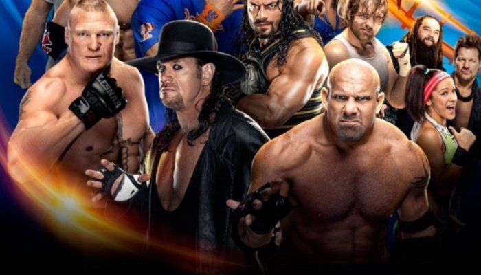 Wrestling Fans Are Not Happy About The New WrestleMania 33 Poster