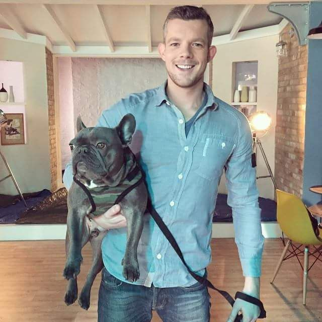 tovey single guys Get all your gay gay gay news  we have a feeling russell tovey and fiancé steve  as the quantico star's social media behavior indicates that he's now single.