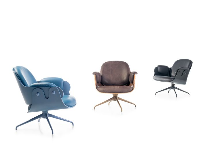 Low Lounger Chair - AJAR furniture and design