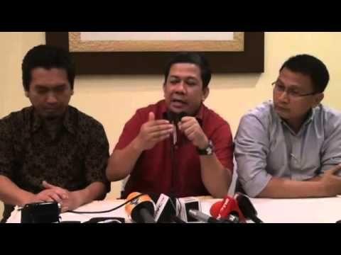 Konfrensi Press PKS Klarifikasi atas penyitaan liar KPK_1