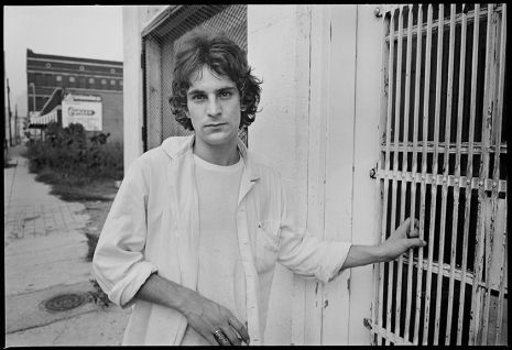 William Eggleston's photos of Big Star. The great Alex Chilton, powerpop meister.