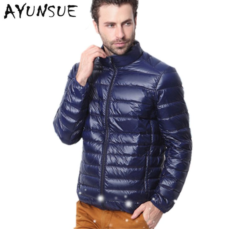 Cheap jacket tweed, Buy Quality jacket military directly from China jacket snowboard Suppliers: Ultra Light Down Jacket Men,Autumn Winter Duck Down Jacket Thin Plus Size 5XL Winter Jacket For Mens Outerwear coat  YYJ0041