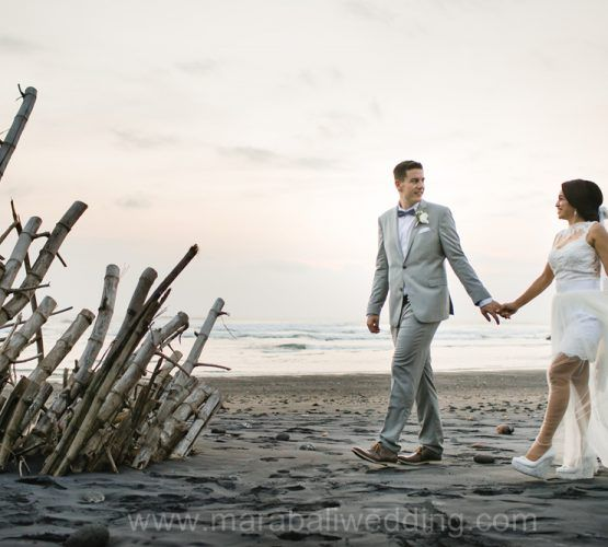 CHICHI & SIMON | Mara Bali Wedding