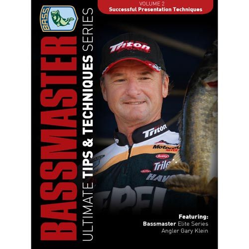 Bassmasters - Ultimate Tips and Techniques: Successful Presentation Techniques - 50% Off Sale