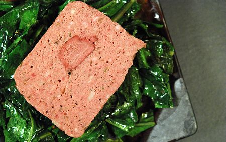 A recipe for a terrine or pate of wild duck or goose, made with French spices and apple brandy; this terrine can also be made with domestic duck or goose.
