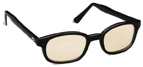 Pacific Coast Sunglasses Original KD Sunglasses, Yellow 20112 by Pacific Coast Sunglasses. $66.58. Distinct Name: Yellow The #1 sunglasses for bikers feature wire reinforced temples for strength, fit and adjustability Impact resistant lenses meet ANSI general purpose UV requirements Sold as a 12-pack, retail priced individually