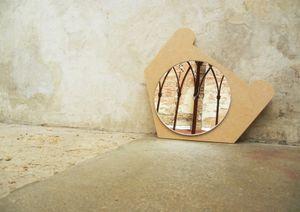 Bear Mirror - bedrooms and playrooms