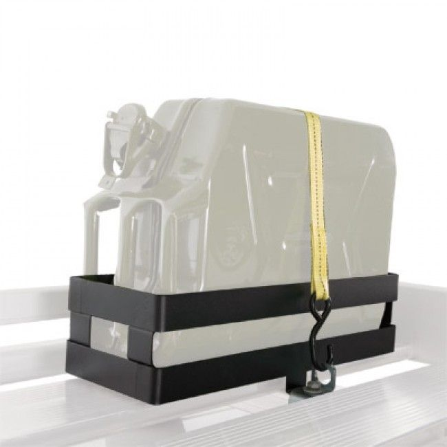 PION & AT HORIZONTAL JERRY CAN HOLDER - Roof Rack Superstore