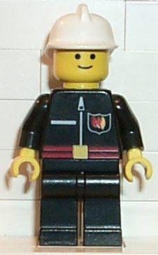 Pompier Lego