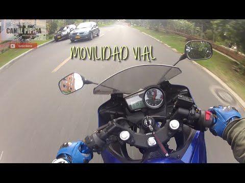 Motovlog #2  ¡¡¡Movilidad vial en nuestra ciudad!!!