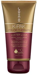 JOICO K-Pak Color Therapy Luster Lock -- great Color Treat Hair. #haircolor
