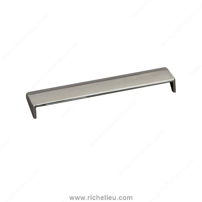 Contemporary Metal Handle Pull - 6167 - 616788160195 - Richelieu Hardware