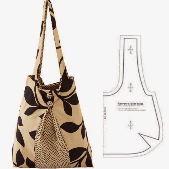 BAG EASY TO SEW ~ Fashion and Sewing Tips