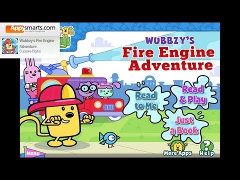 See Before You Buy: Wubbzys Fire Engine Adventure [ages: 2+, iPad, iPhone, Android]