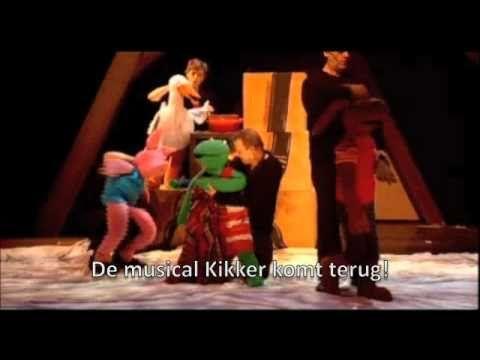 Kikker - Theater Terra - YouTube