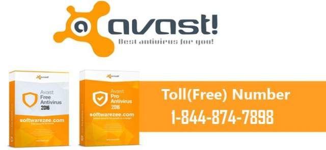 Avast Antivirus Customer service Number (Toll-free) (newyork