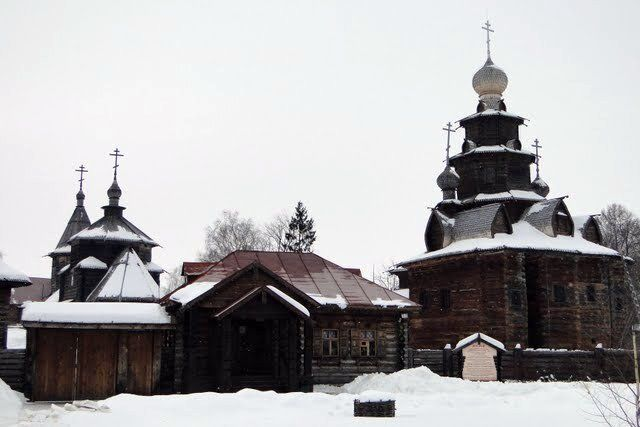 Suzdal, Vladimir region