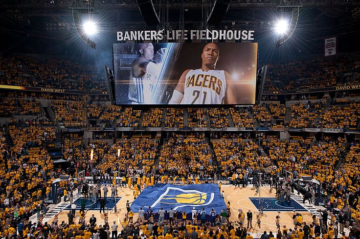 Bankers Life Fieldhouse -  Arenas & Stadiums - Experience watching professional basketball games with nice view and great amenities at the Bankers Life Fieldhouse