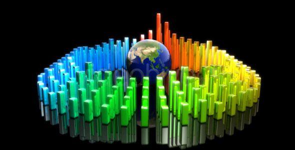Music World with Rainbow Equalizer (EQ28)