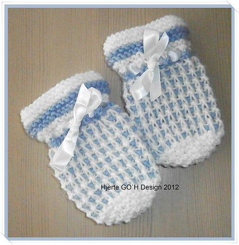 Ravelry: Gurigurimalla's Baby mittens Sverre