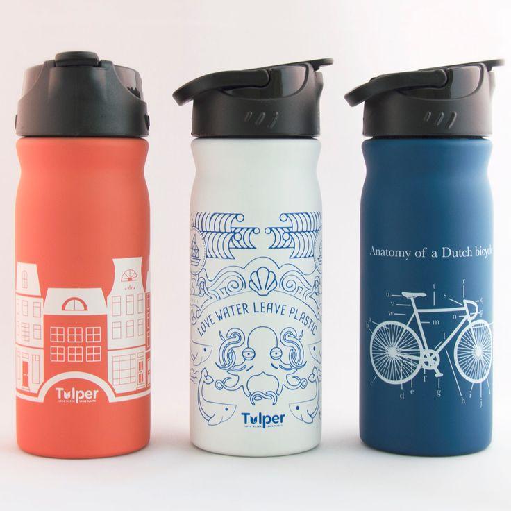 Stand 543 - Tulper is een nieuw Nederlands merk met hippe handige herbruikbare producten om plastic afval te voorkomen