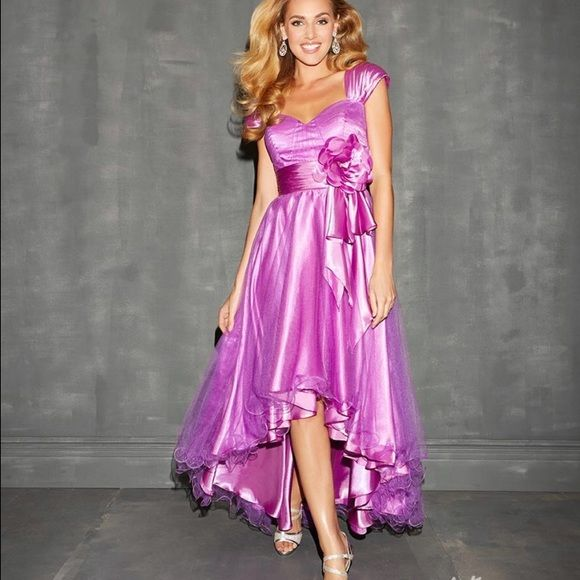 162 best High-Low Special Occasion Dresses images on Pinterest ...