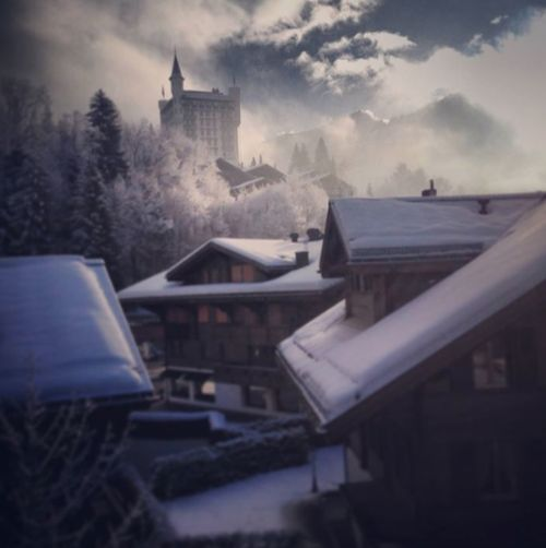 Gstaad - like a fairytale