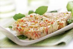 Pasztet wegetariański z szałwią