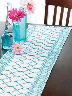 Learn Swedish Weaving & Huck Embroidery More