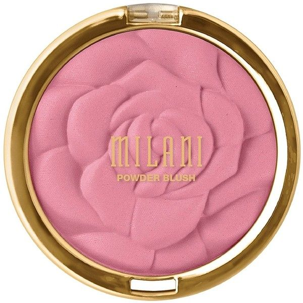 Milani Rose Powder Blush, Tea Rose 0.60 oz (Pack of 6) (€4,81) ❤ liked on Polyvore featuring beauty products, makeup, cheek makeup, blush and powder blush