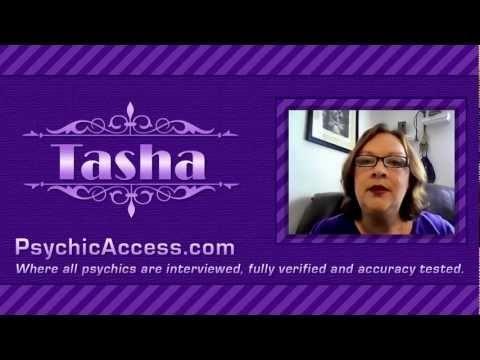 Tasha at PsychicAccess.com