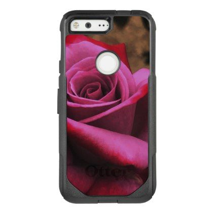 Antique Rose OtterBox Commuter Google Pixel Case - pink gifts style ideas cyo unique