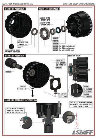 Parts List / Manual - RS5-Germany