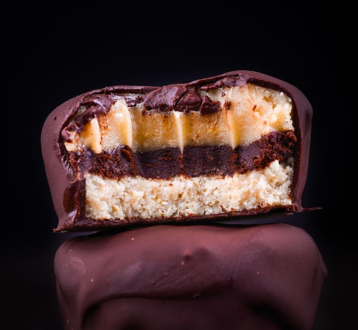 Almost A Chunky Caramel Kit Kat ~ Wholefood Simply