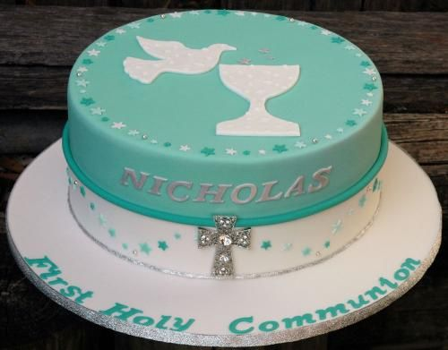 First Holy Communtion Cake