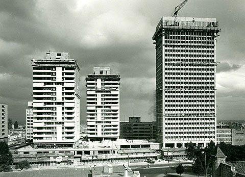 Centro Internacional, Hotel y Residencias Tequendama