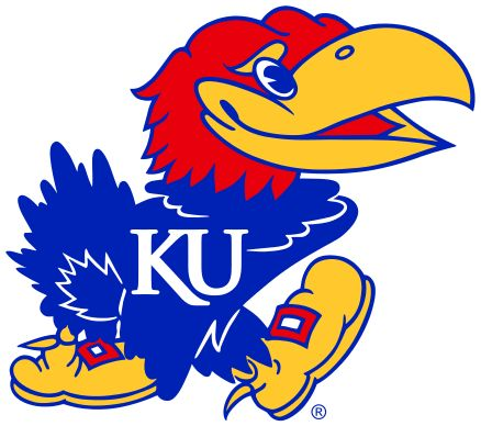 File:University of Kansas Jayhawk logo.svg