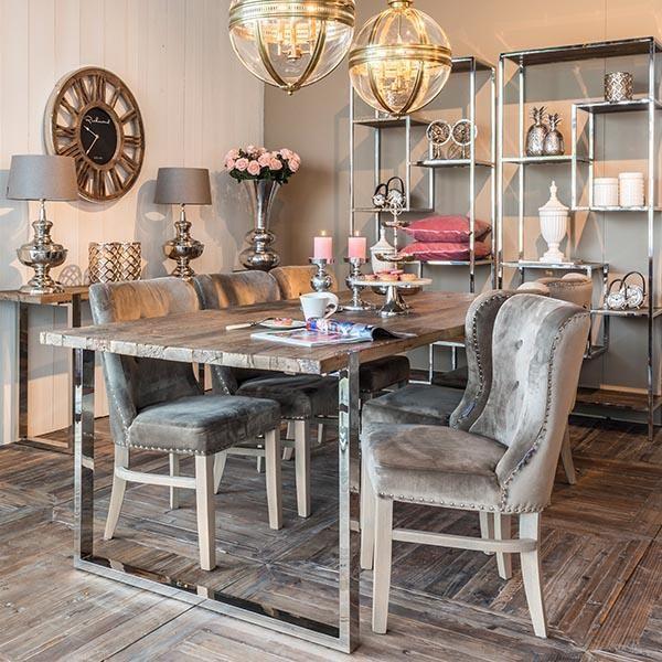 Holz Esstische, Esszimmermöbel, Altholz Esstisch, Industriespeise, Tisch  Und Stühle, Moderne Möbel, Speiseräume, Luxus Esszimmer, Solid Oak