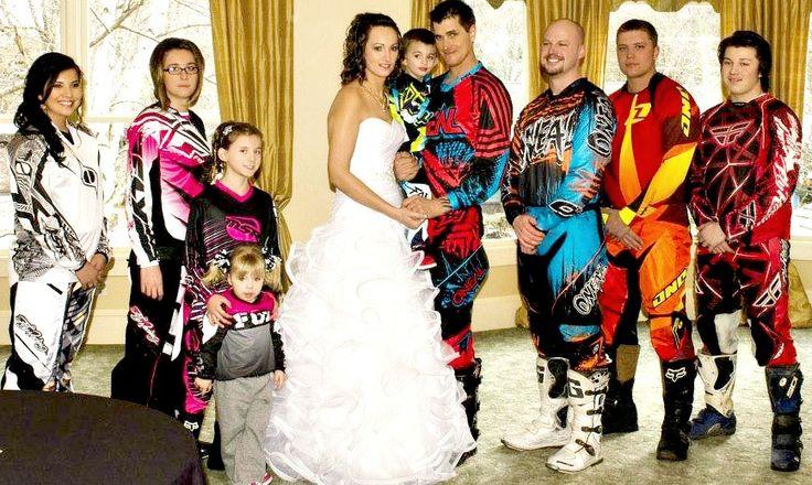 mx boot Wedding photos   Storybook Motocross Wedding   Moxie MX