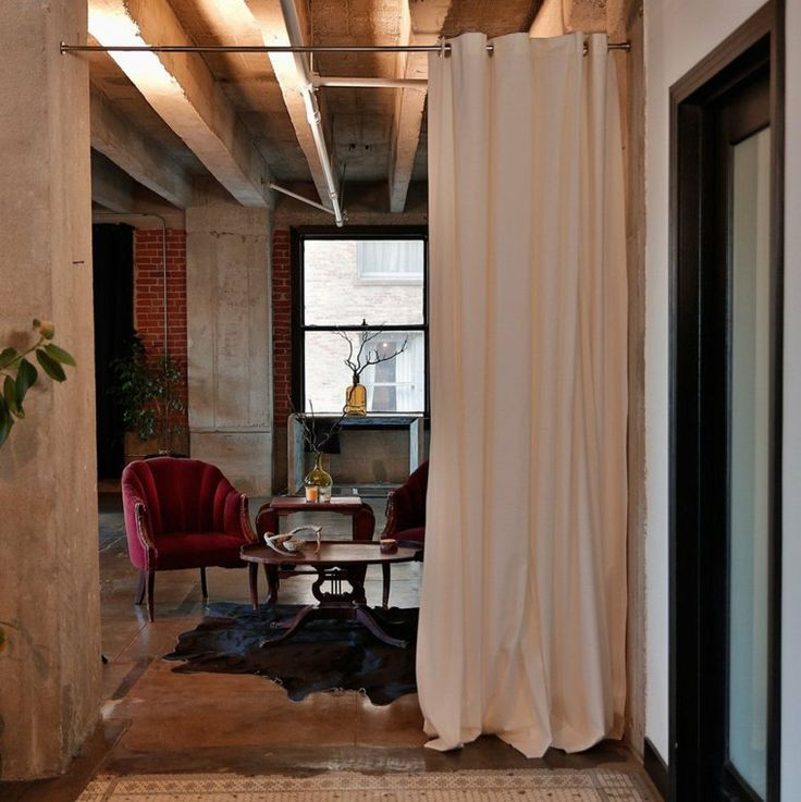 les 25 meilleures id es de la cat gorie rideaux roses sur. Black Bedroom Furniture Sets. Home Design Ideas