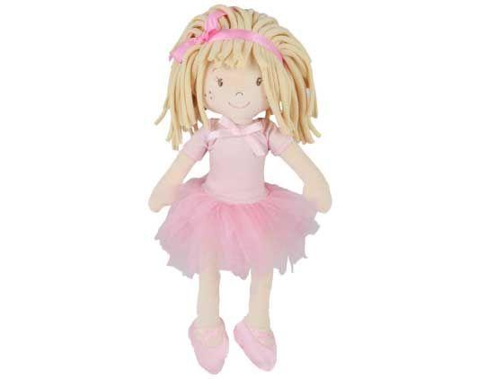 Πάνινες : Πάνινη κούκλα Antonia μπαλαρίνα | Toy-Box.gr - Καλά Εκπαιδευτικά Παιχνίδια