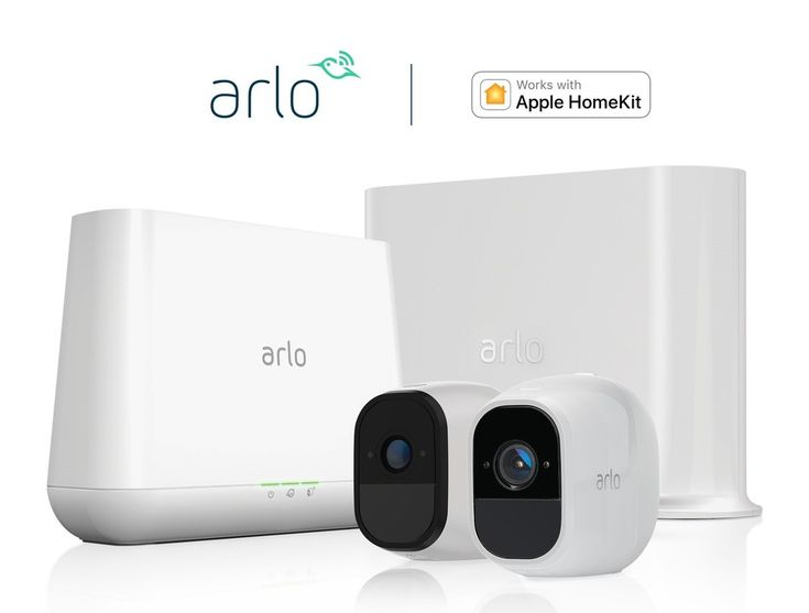 Apple HomeKit compatibility rolling out to Arlo products