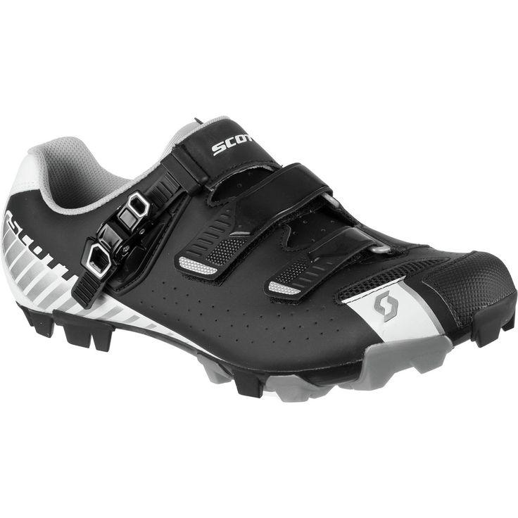Scott MTB Pro Shoe Matte Black/Gloss White 45.0
