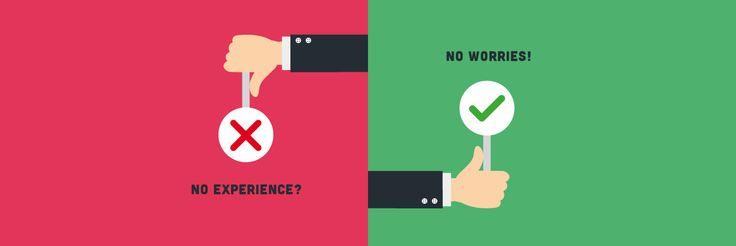 how to get a job with no experience seek