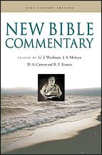 New Bible Commentary (hardcover) | Reviews & Endorsements - InterVarsity Press