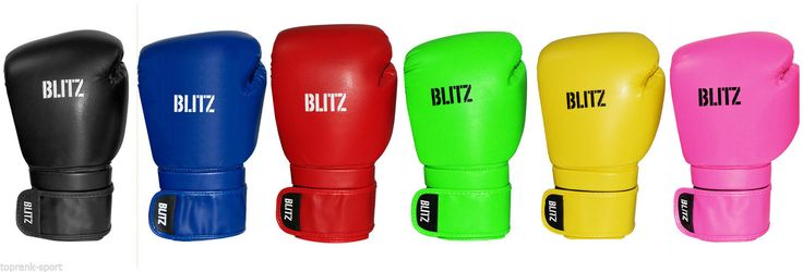 Blitz #standard pu adults unisex boxing gloves #sparring box-fit #boxercise ,  View more on the LINK: http://www.zeppy.io/product/gb/2/161993601079/