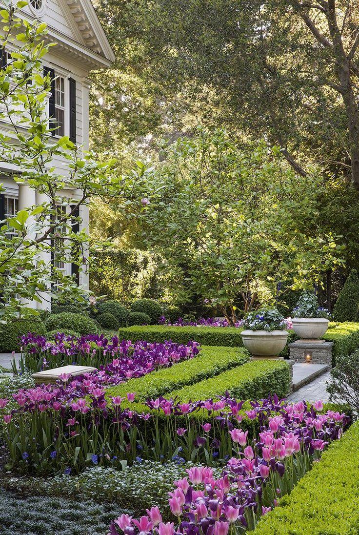 Elizabeth Everdell Garden Design in 2020 Formal garden
