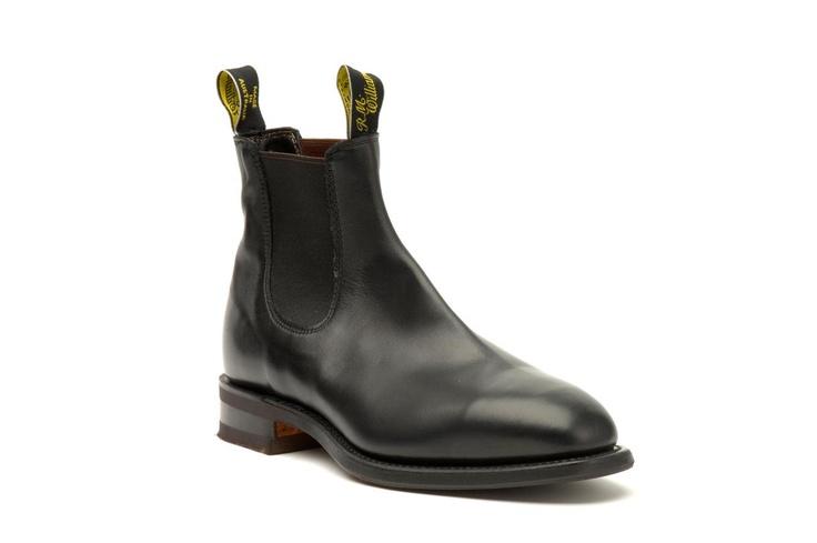 RM Williams craftman chelsea boot